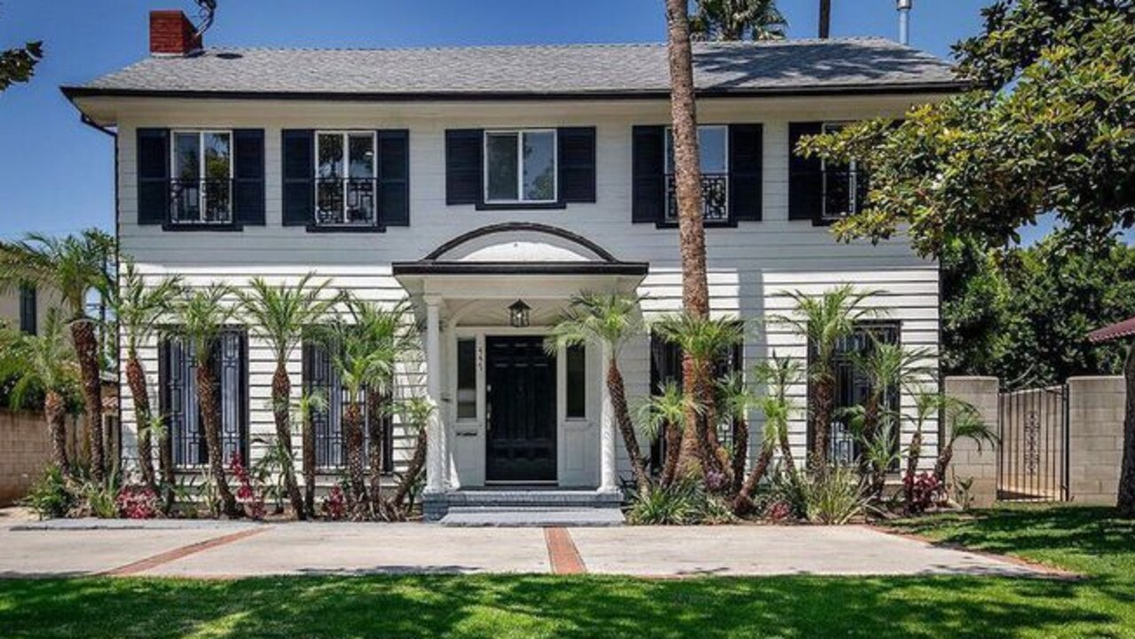 Take a look inside Meghan Markle's Former Los Angeles home. Picture: Realtor.com