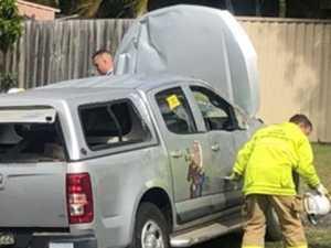 Gun, ammo allegedly found in stolen car
