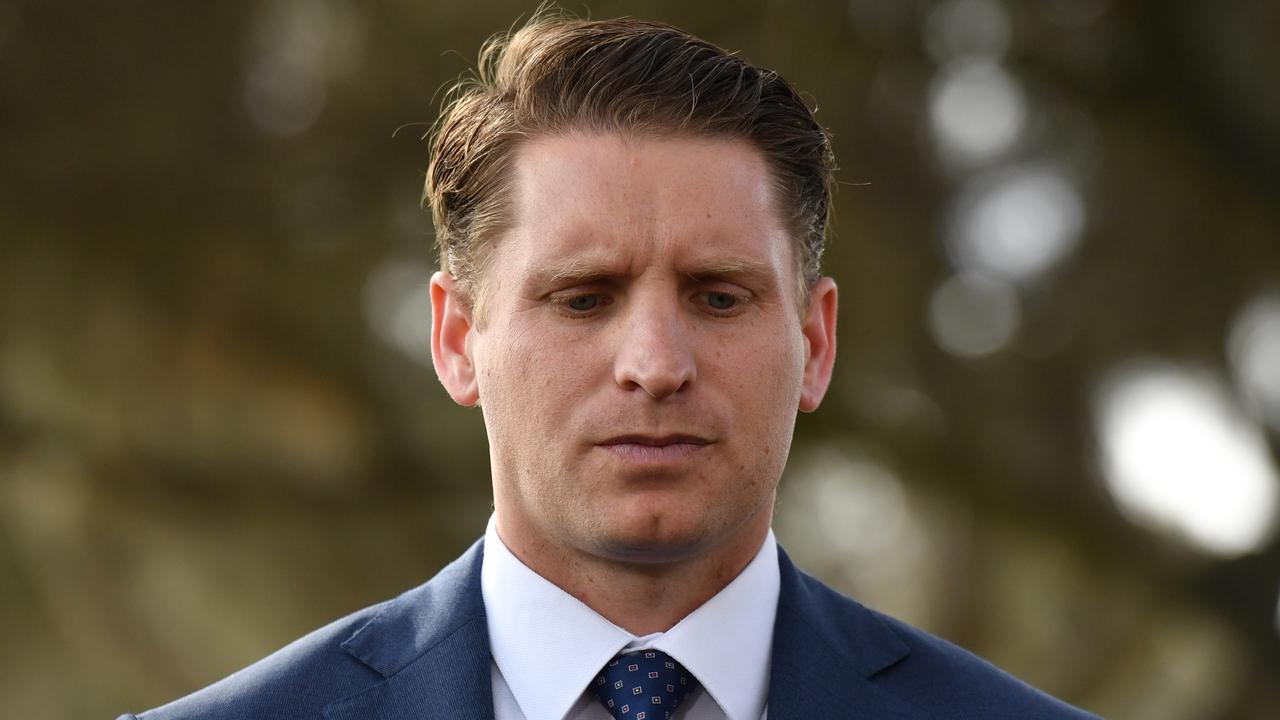 Mr Hastie has made explosive comments about China's global ambition and warned Australia must act. Picture: AAP