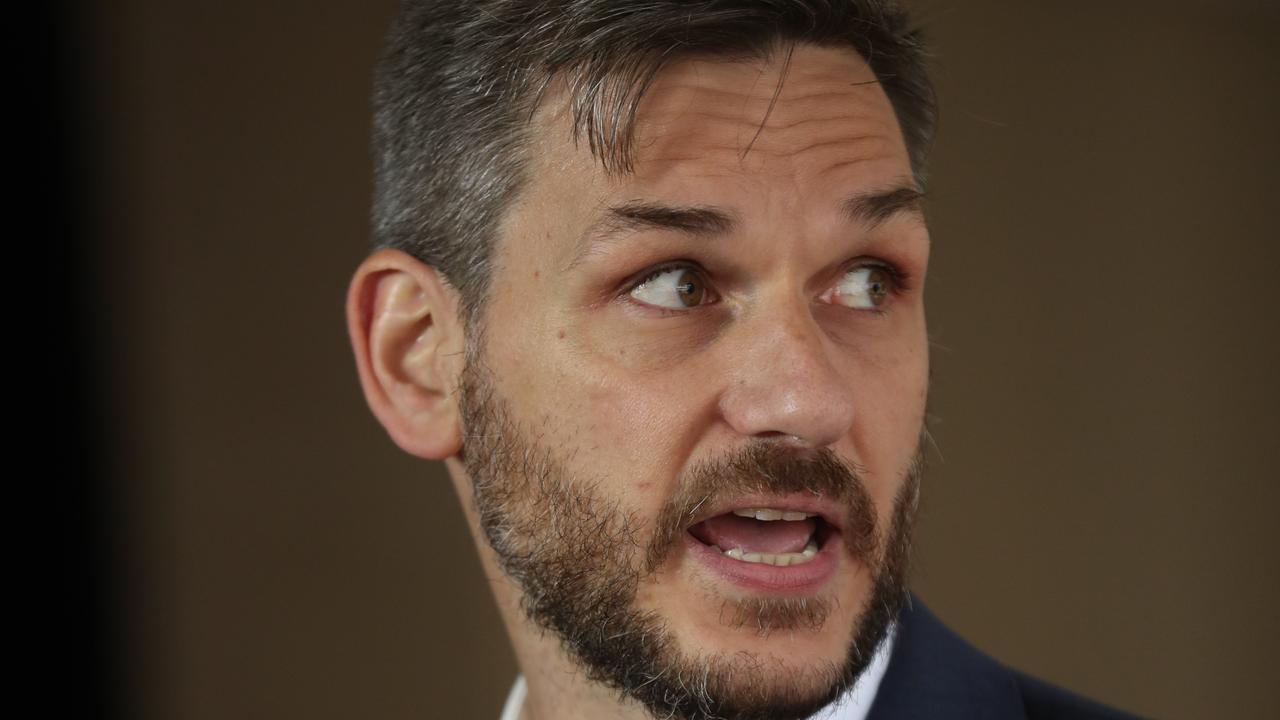 Greens MP Michael Berkman