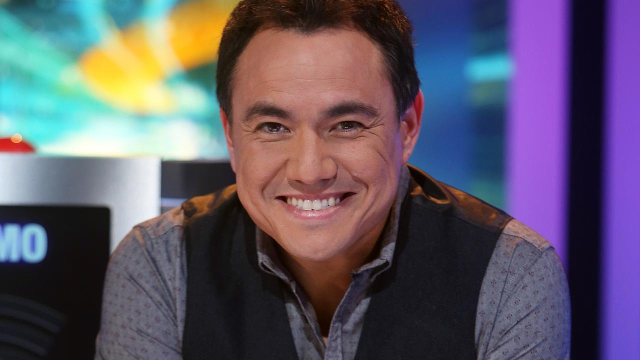 Lohan was supposed to appear alongside Sam Pang on Have You Been Paying Attention? Picture: Channel 10