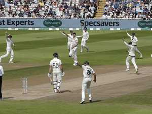 That's how Test cricket should be