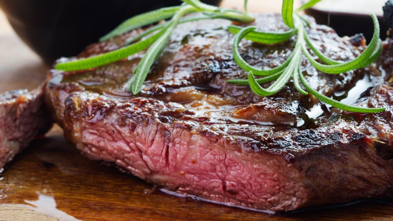Eating less meat will help reduce greenhouse gases. Photo supplied