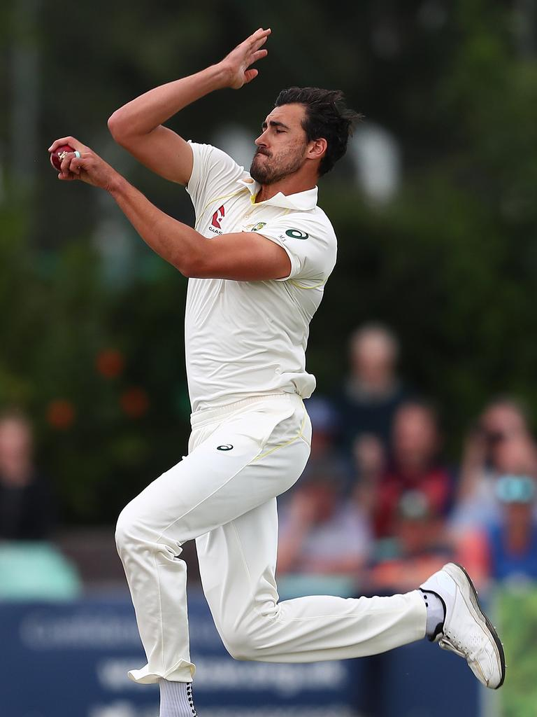 Mitchell Starc. (Photo by Matthew Lewis/Getty Images)