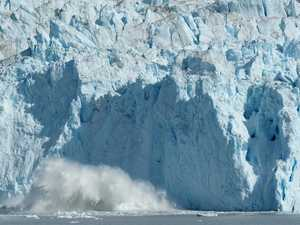 11.3 billion tonnes of ice lost in a single day