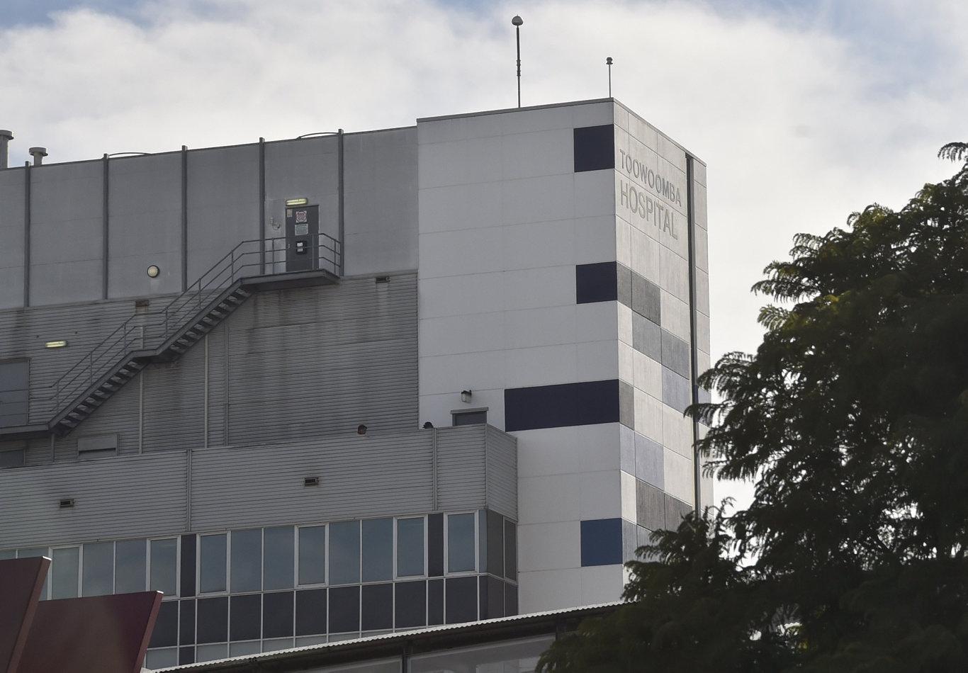 Toowoomba Hospital. July 2019