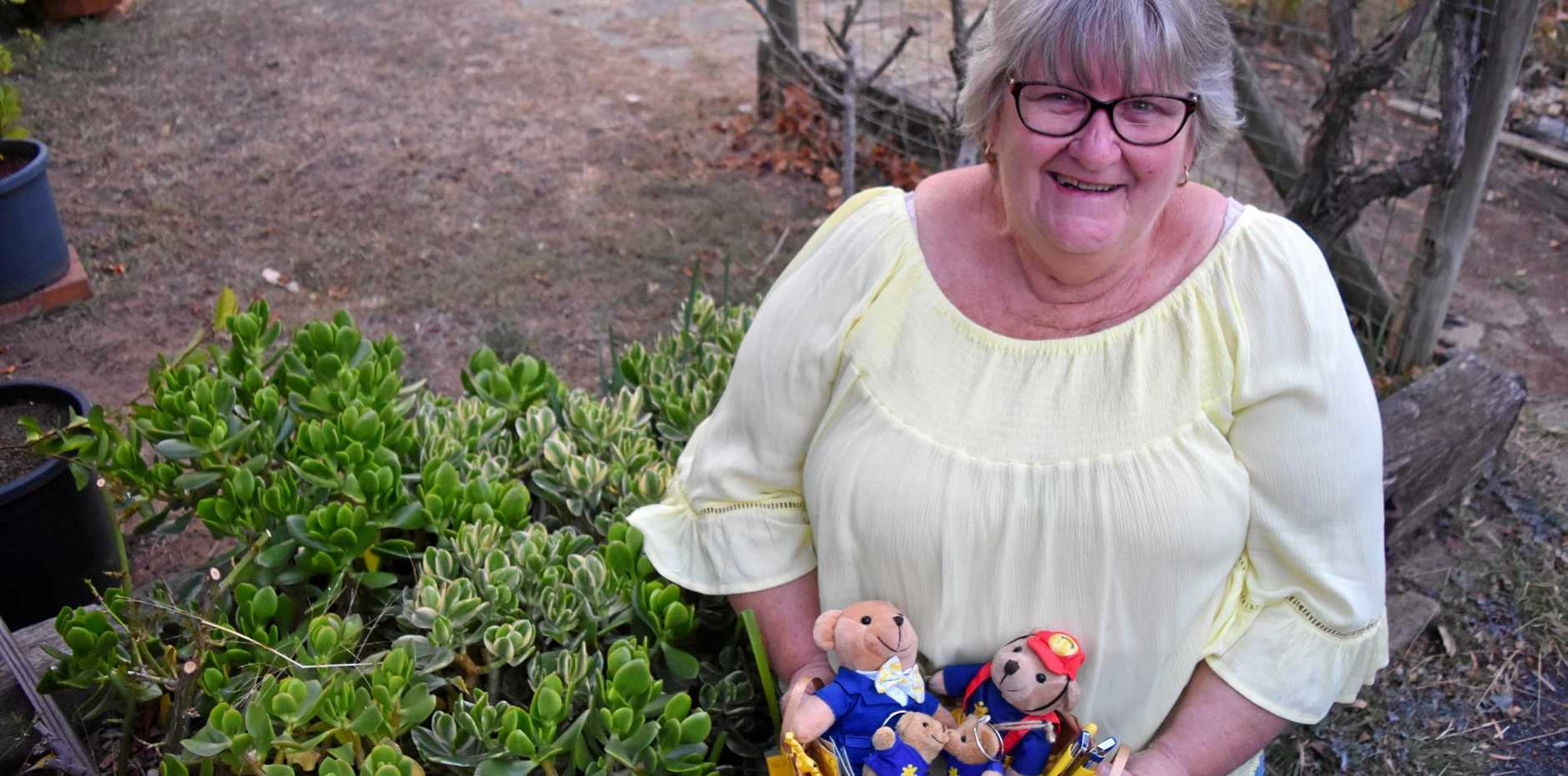 CHANGING LIVES: Christine Gee wants to see Dalby turn yellow on August 23 for Daffodil Day.