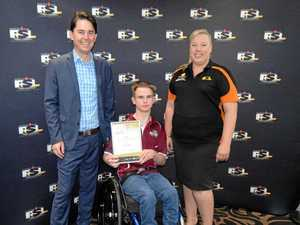 Rider recognised as junior sportsperson of the month