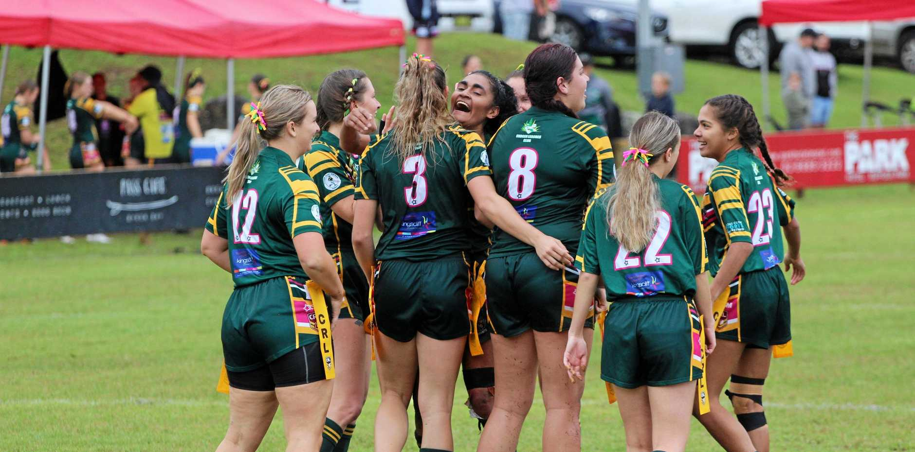 LOOKING AHEAD: Cudgen Hornets are third on the  table.