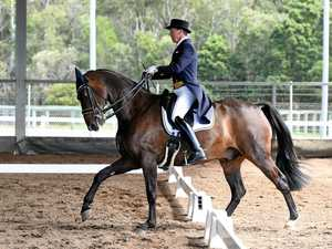 Dressage skills on show in Maryborough this weekend