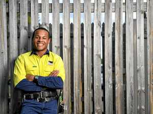 Apprentice shows it's never too late to find passion