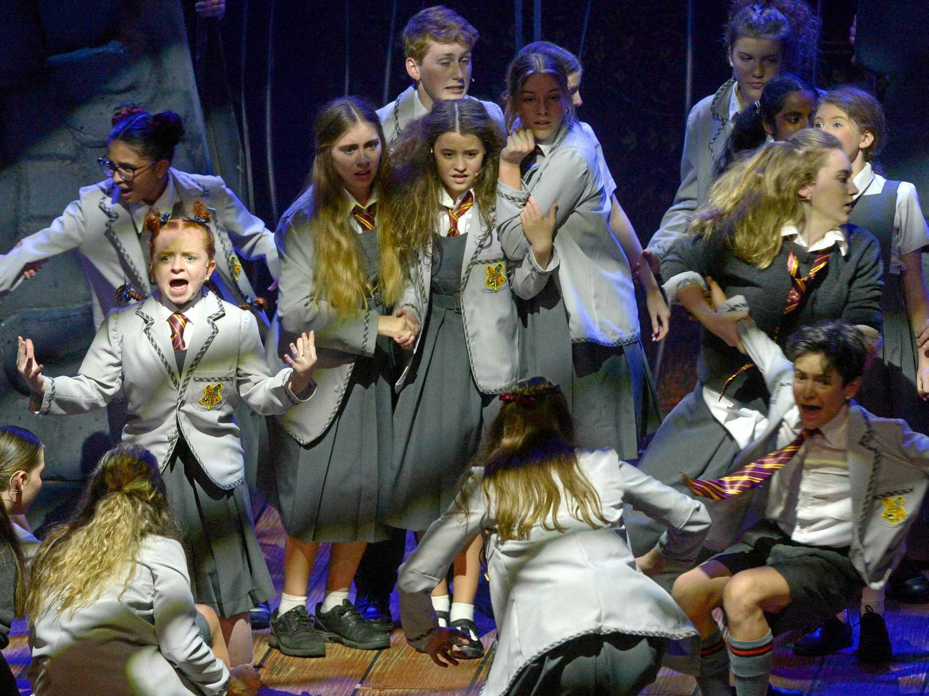 RGS' Matilda the Musical