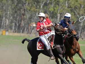 Polocrosse carnival at weekend at Cunningham
