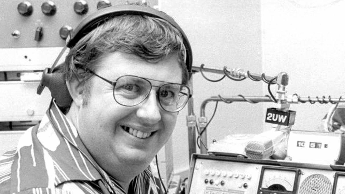 REMEMBERED: Australian radio personality Malcolm T. Elliott, who passed away in Lismore this week, received tributes from Alan Jones and Ray Hadley.