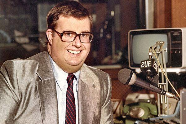 REMEMBERED: Australian radio personality Malcolm T. Elliott passed away in Lismore this week.