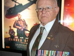 Veteran revisits Long Tan in film