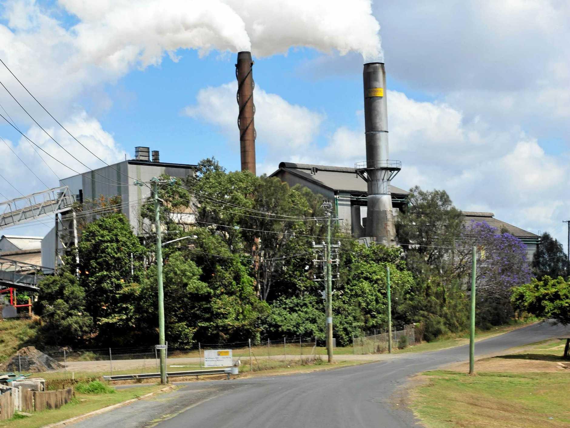 BUNDY SUGAR: Millaquin Mill in Bundaberg. Photo: Max Fleet / NewsMail