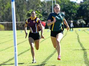 GALLERY: Day 2 of athletics action from Gympie All Schools