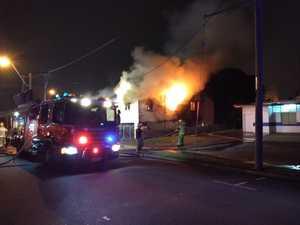 'Suspicious' behaviour around home before large fire