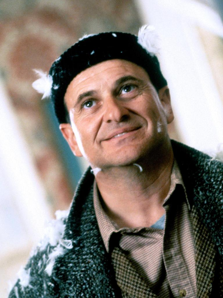 Joe Pesci in Home Alone.