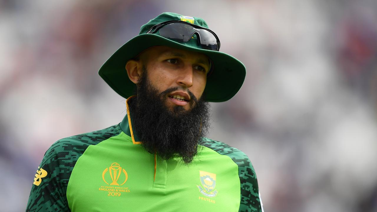 Hashim Amla will continue to  play domestic cricket in South Africa.