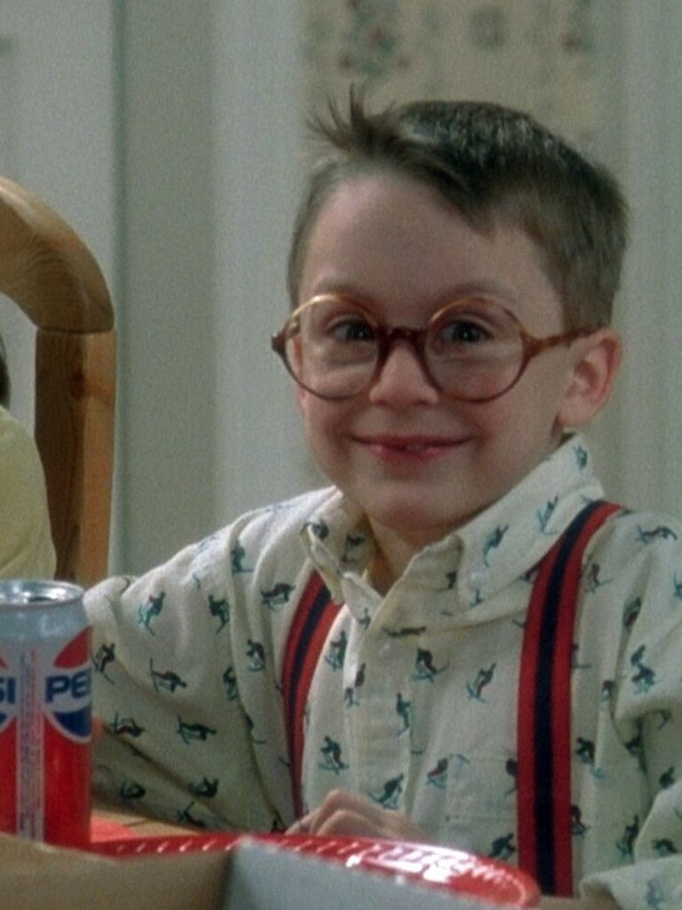 Kieran Culkin as Fuller in Home Alone.