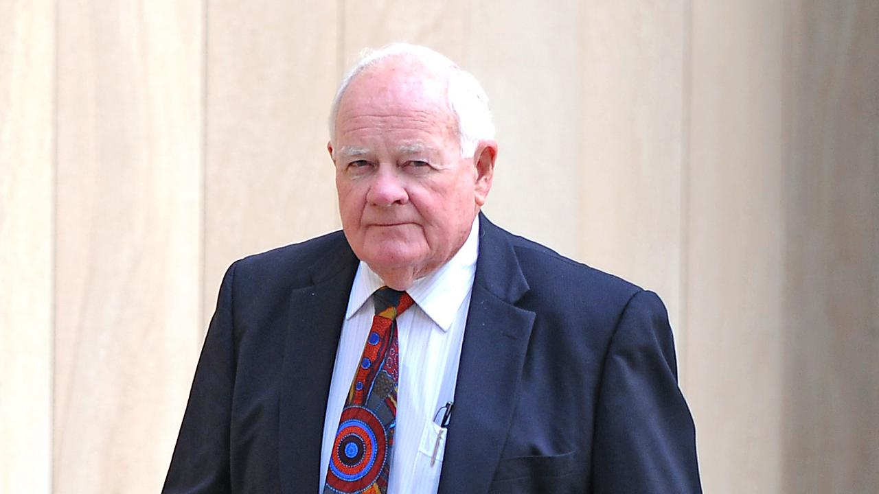 Geoffrey Murphy of JM Kelly leaves Brisbane Federal court this week. AAP image, John Gass.