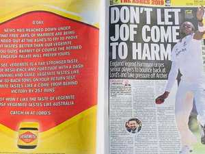 Vegemite sledge creates 'international incident'