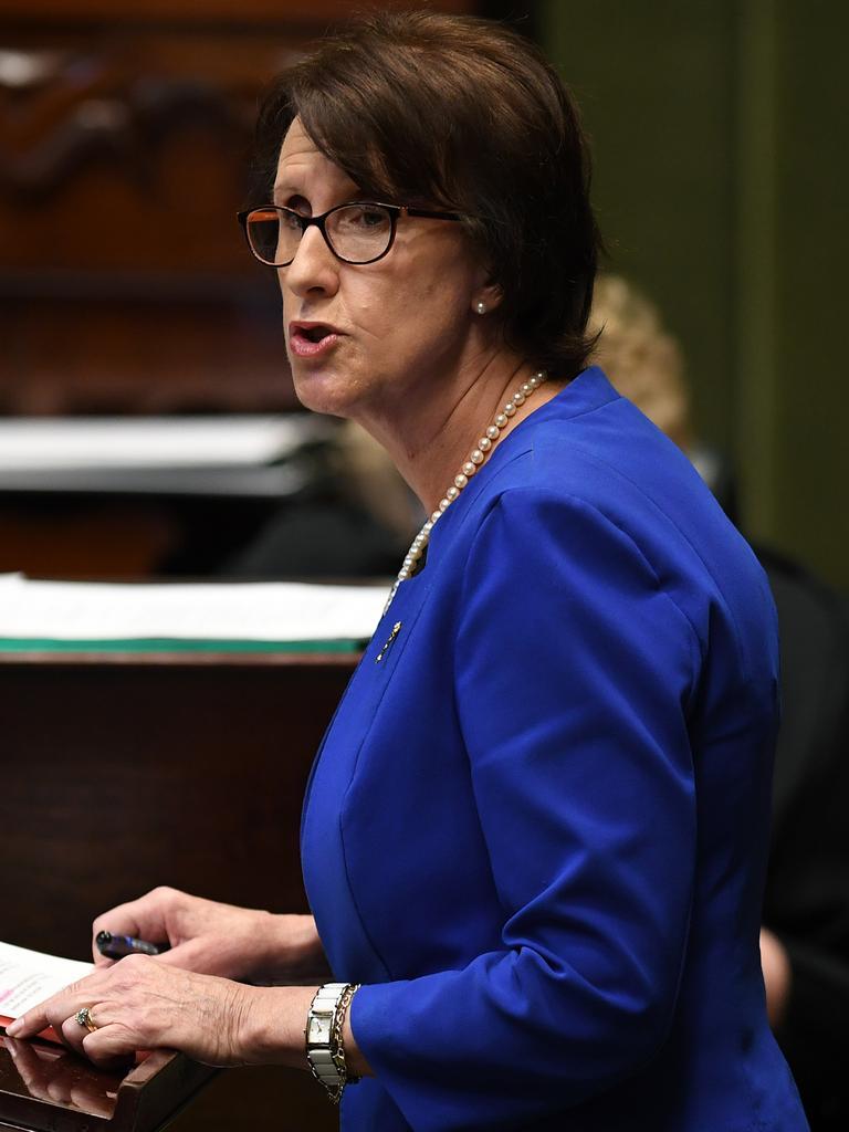 Port Macquarie MP Leslie Williams. Picture: Joel Carrett