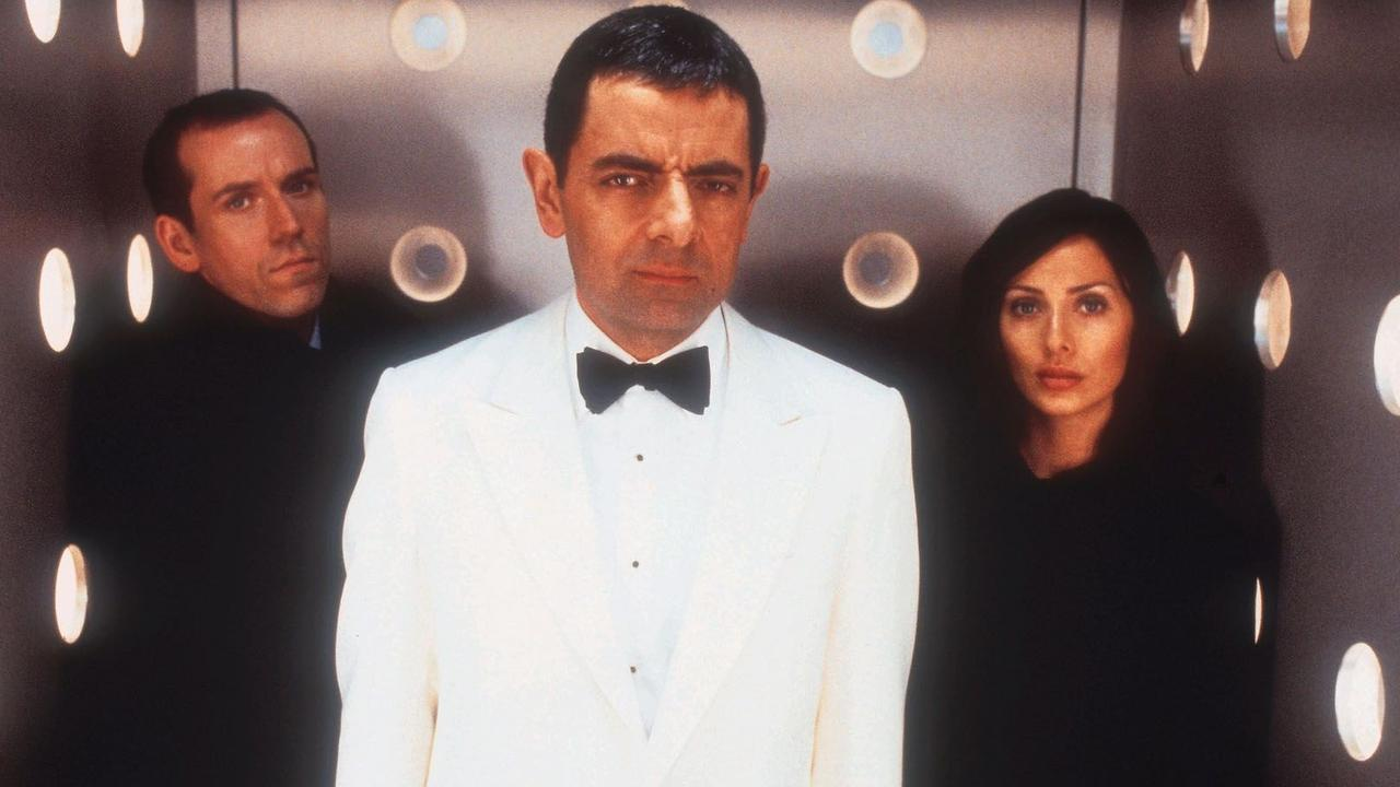 Imbruglia starred in the 2003 Rowan Atkinson film Johnny English.