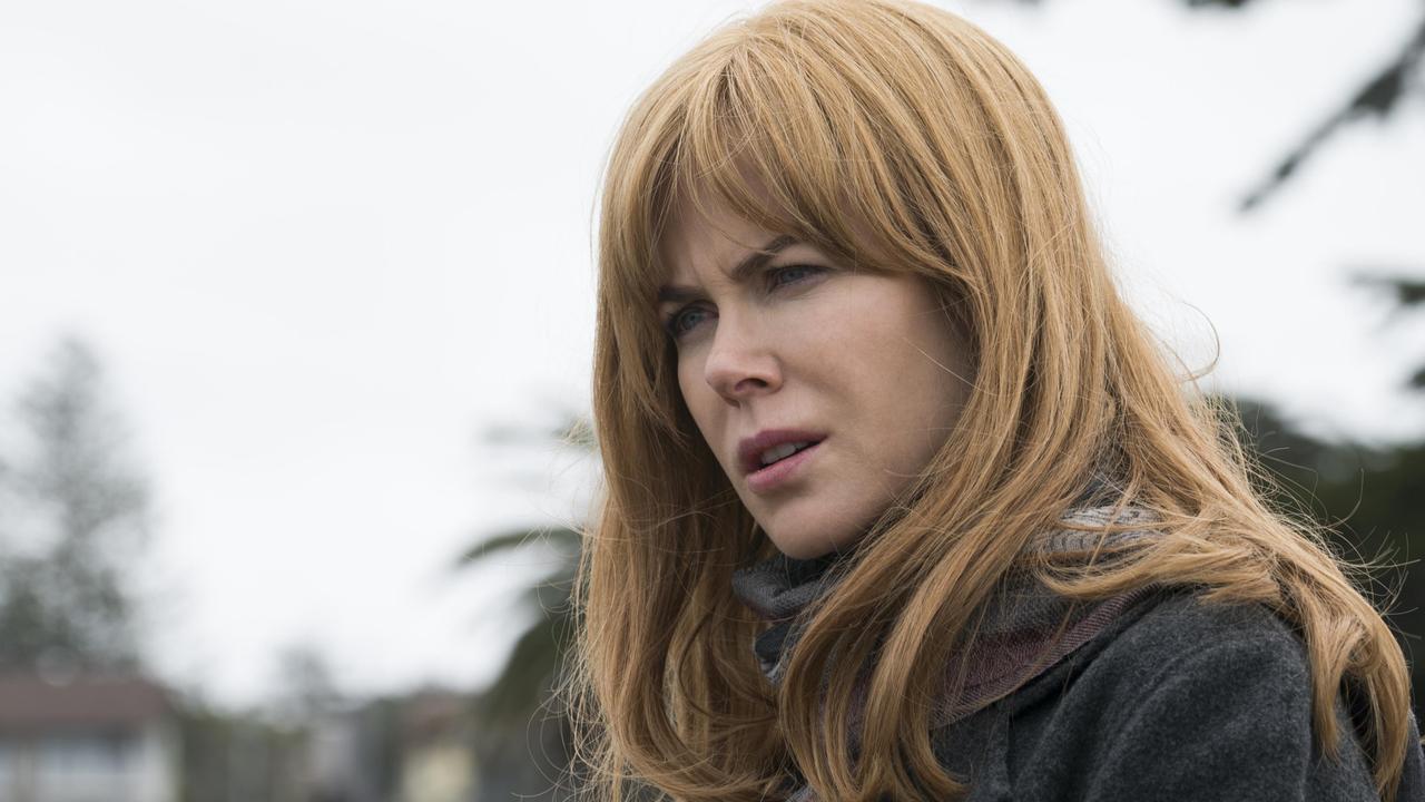 Nicole Kidman in Big Little Lies.