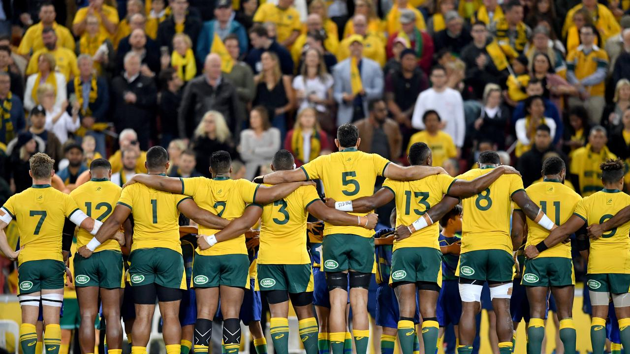 The Wallabies are united ahead of the Bledisloe Cup.