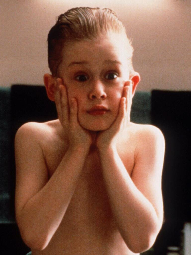 Macaulay Culkin in 1990.