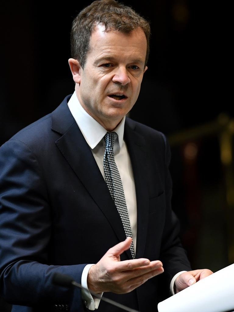 NSW Attorney-General Mark Speakman. Picture: Joel Carrett