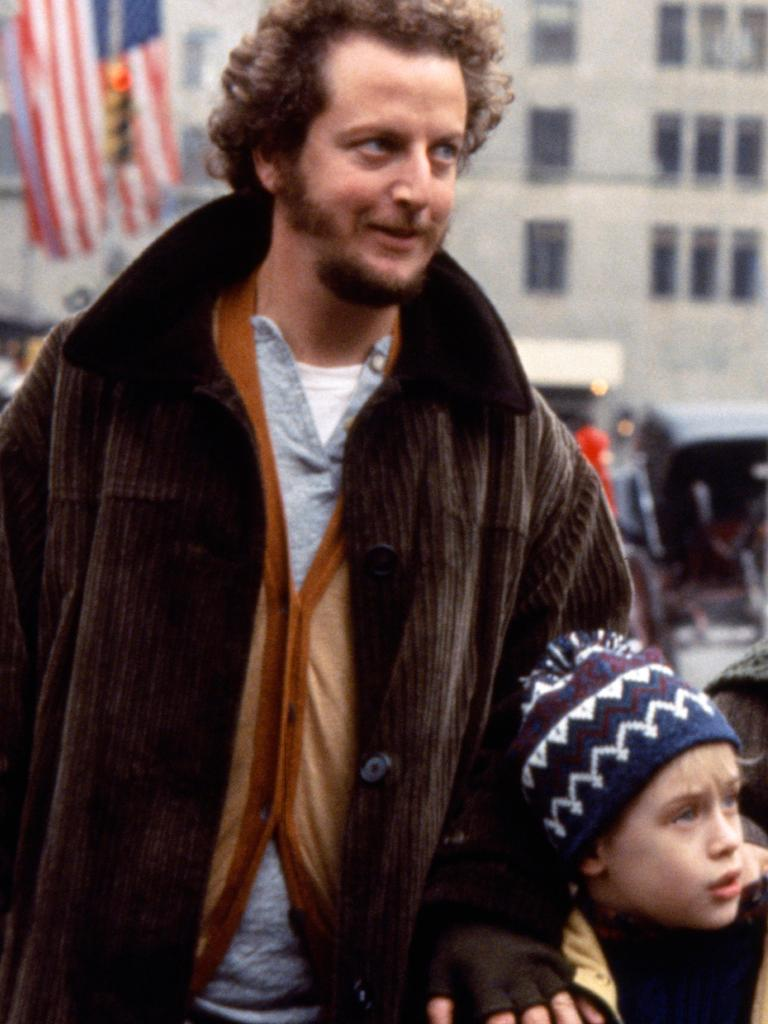 Daniel Stern with Macaulay Culkin.