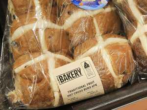Coles drops hot cross buns bombshell