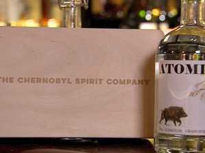 Chernobyl's 'Atomik' vodka hits the shelves