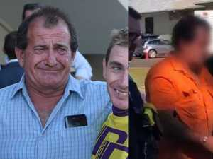 Champion jockey's father refused bail on drug charges