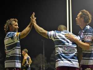 Diehards take down Highfields in 'danger game'