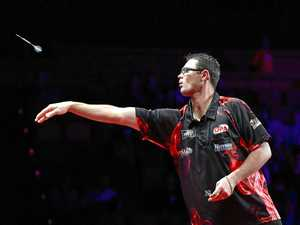 Aussies knock off big guns at Brisbane Darts Masters