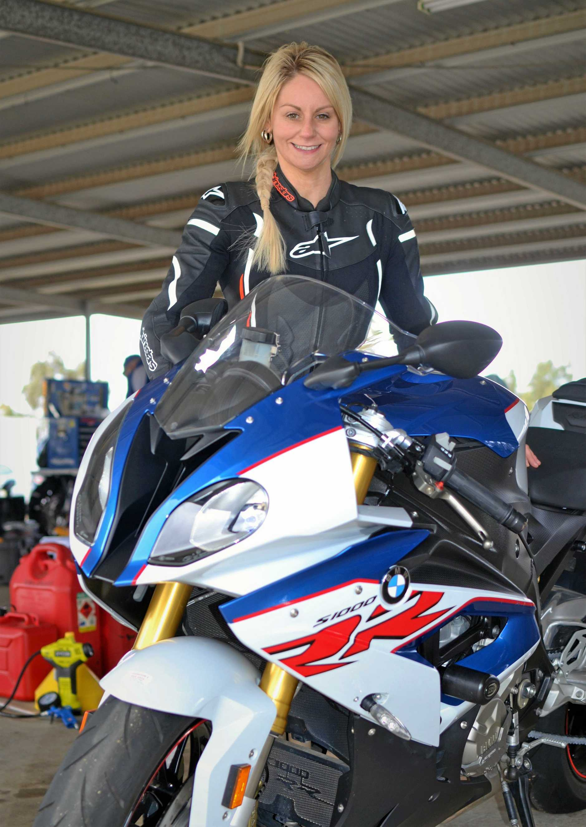 morgan park women in motorsports Jackie Marks