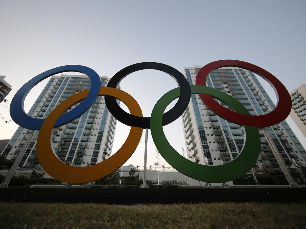 Rio de Janeiro's Olympic village in 2016