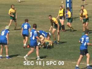 REPLAY: AIC Rugby League St Edmunds v St Patricks Grade 9