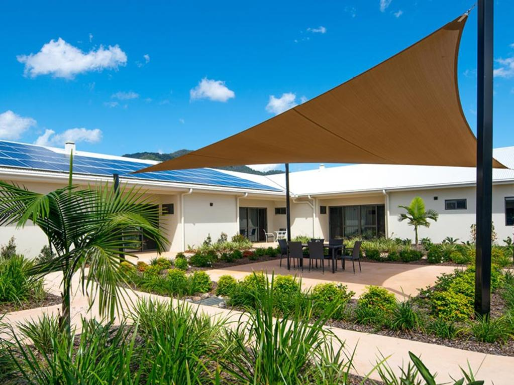 Bupa aged care Cairns