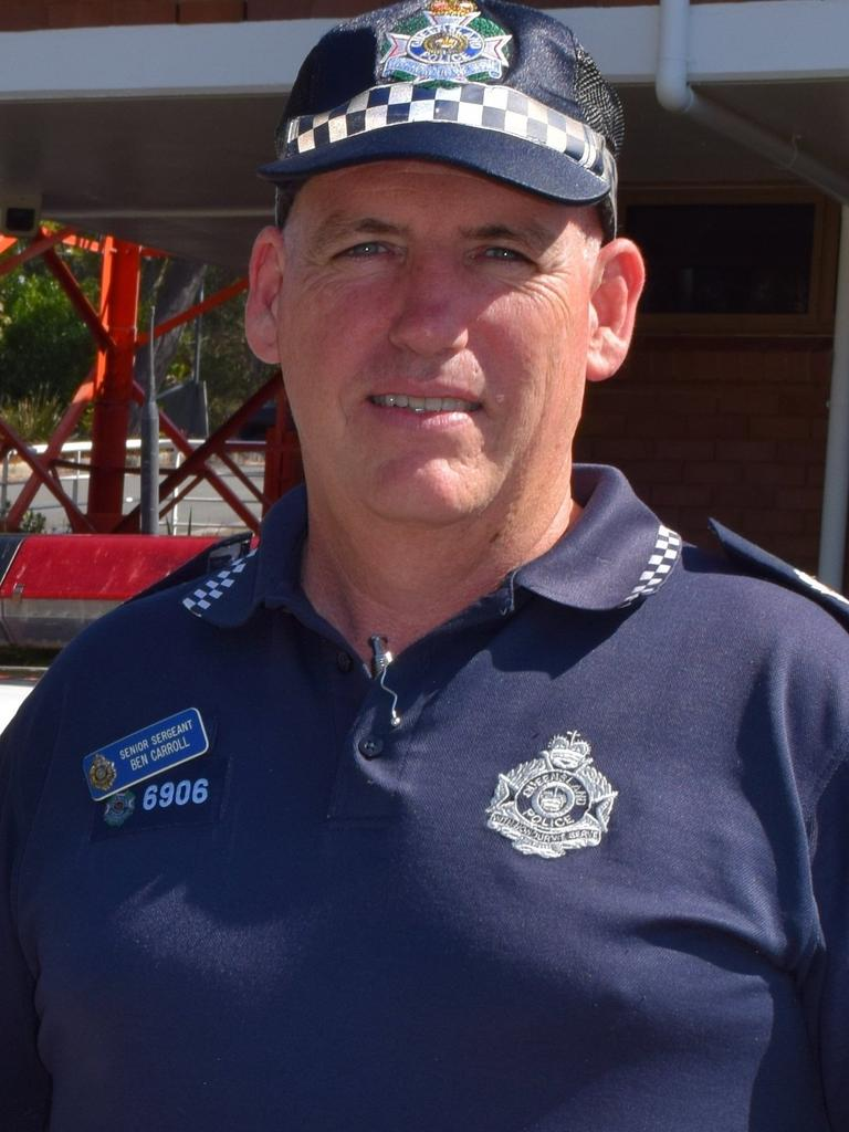 Noosa Police Station officer-in-charge Senior Sergeant Ben Carroll said police were investigating multiple incident where children were targeted by strange men.