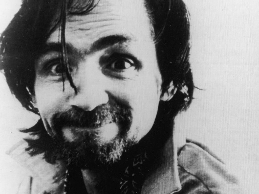 Charles Manson was behind the horrific slayings. Picture: Supplied