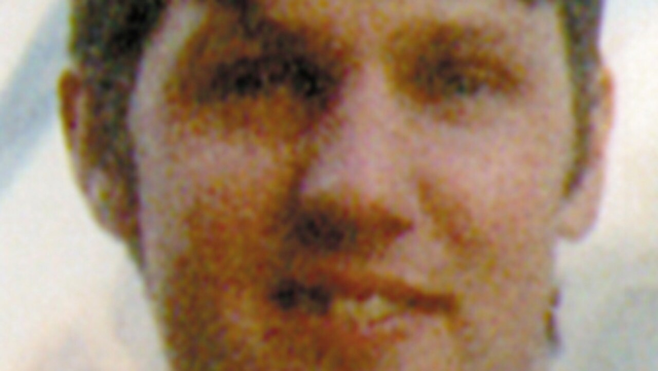 27-year-old electrician Andrew Dymott went missing in Melbourne in 1999. Image: Australian Federal Police.