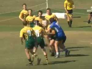 REPLAY: Year 10 St Edmund's v St Pat's AIC rugby league