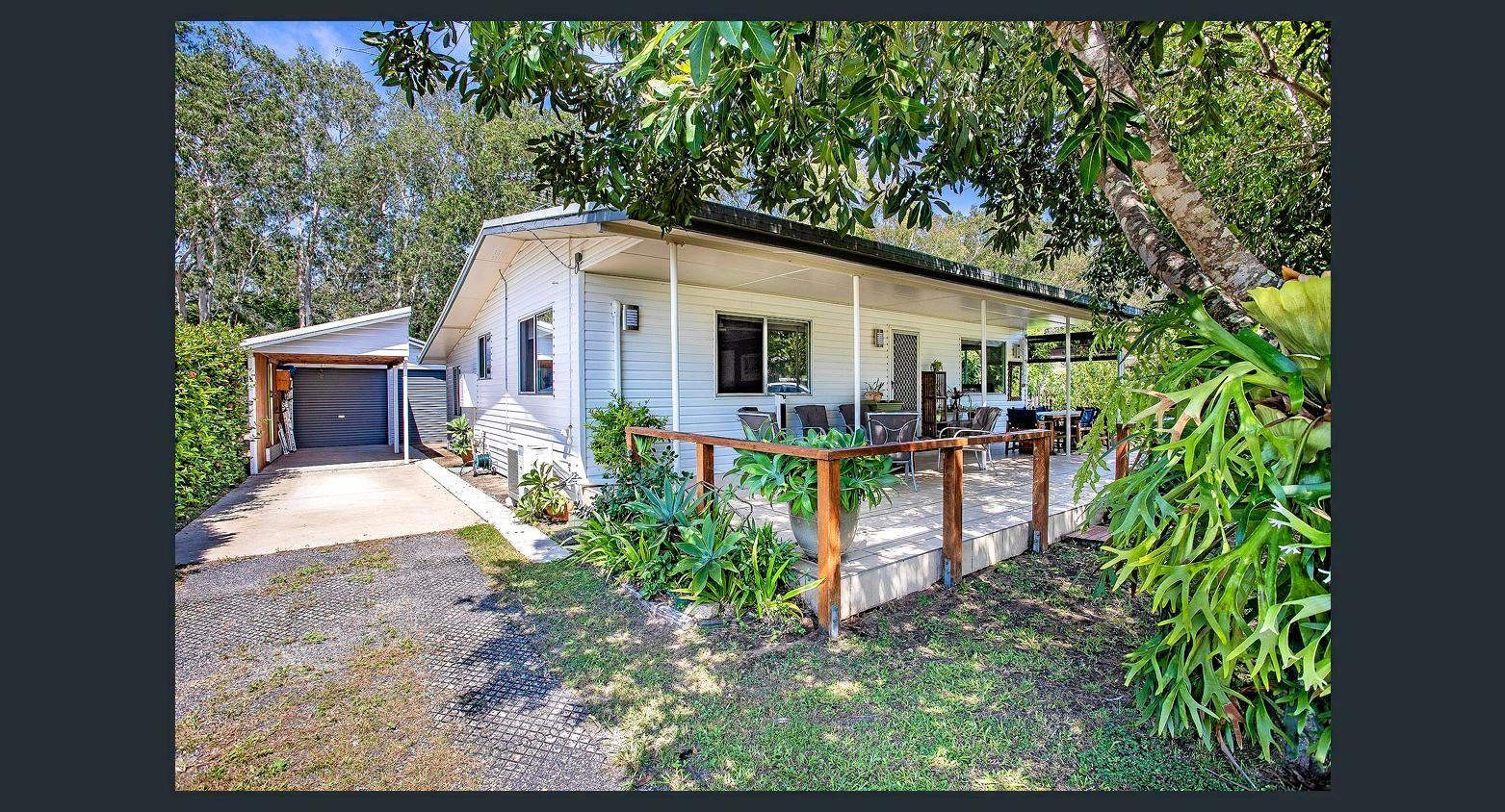 28 Buoro Street, Ball Bay, Qld 4741 - 2 bedroom, 1 bathroom, 3 car spaces