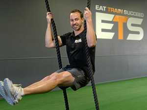 The winner in CQ's best personal trainer competition named